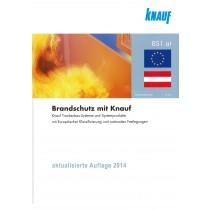 Detailbl. BS1.at Brandschutz mit Knauf  - Knauf Trockenbau-Systeme und Systemprodukte mit Europäischer Klassifizierung und nationalen Festlegungen (001)