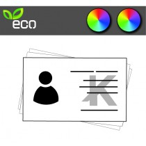Visitenkarten ECO